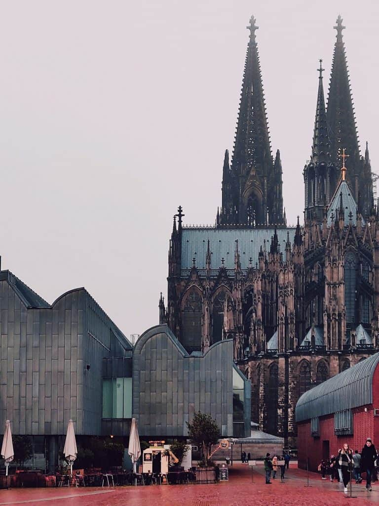 German courses in Cologne - Cologne Cathedral
